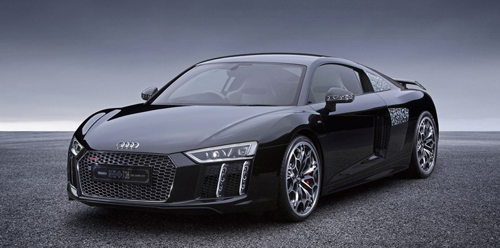 Audi R8 Star of Lucis: One-Off Final Fantasy Special