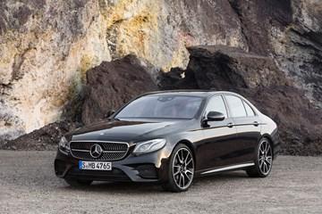 2017 Mercedes-Benz AMG E43 and E350e Announced