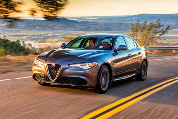 Alfa Romeo's Resurgence Includes 9 New Cars By 2021