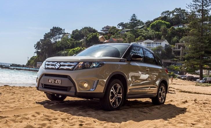 Diesel Suzuki Vitaras Recalled For Software Fault