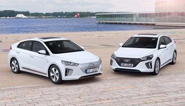 Hyundai Plans 2018 IONIQ With 320km Range