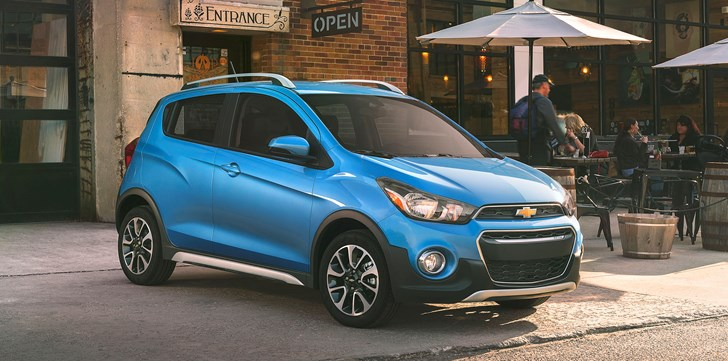 2017 Chevrolet Spark Activ; Holden to Spawn?