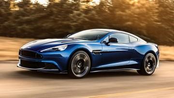 Aston Martin Updates Vanquish S, 444kW