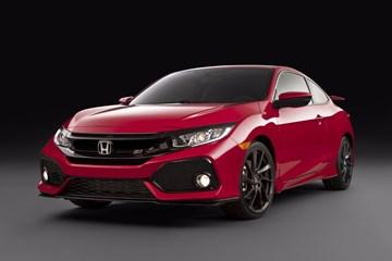2016 Honda Civic Si Prototype - LA Auto Show
