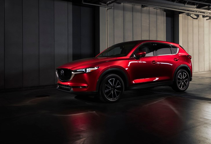 All-New Mazda CX-5 Breaks Cover
