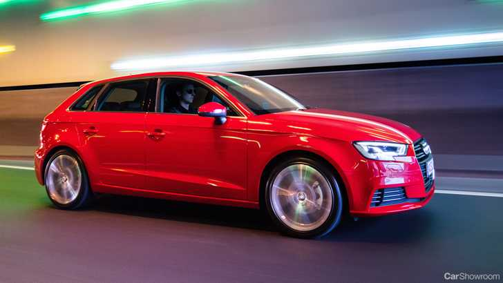 news 2017 audi a3 facelift prices specs. Black Bedroom Furniture Sets. Home Design Ideas