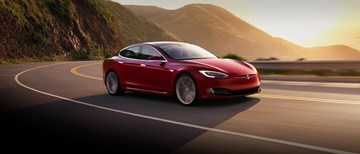 Tesla Model S P100D 'Updated,' 0-100km/h In 2.4 Seconds