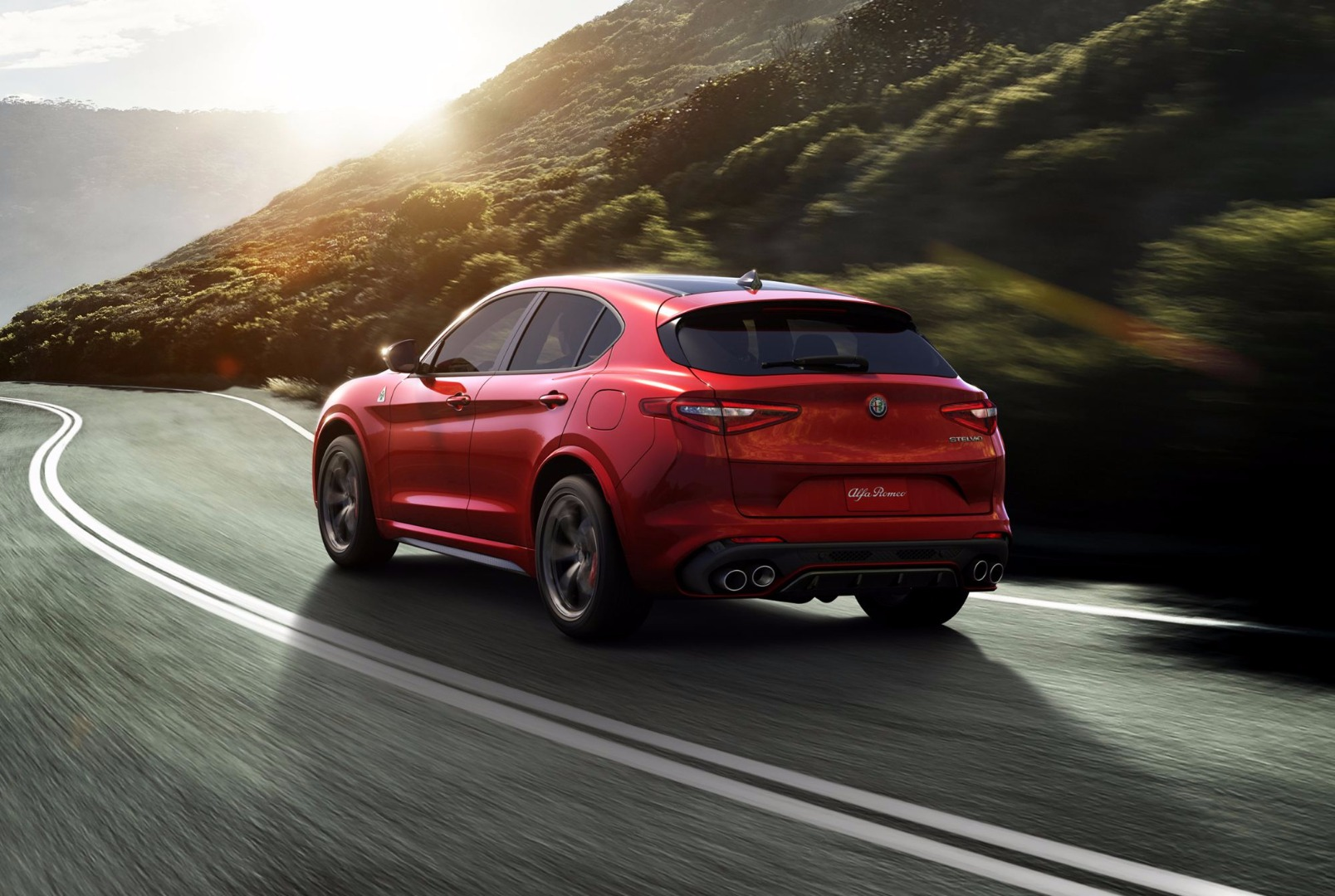 News Alfa Romeo Stelvio Due Q1 2018