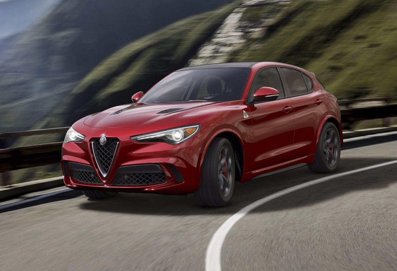 Alfa Romeo Unveils Stelvio In LA, Their SUV Saviour Thumbnail