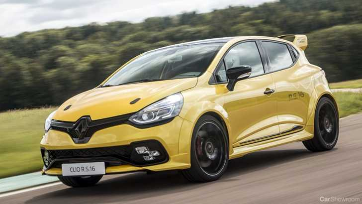 News Renault Shelves Ultimate Clio Rs16s Production Plan