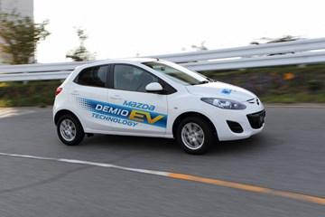 "Mazda Will Introduce EV ""by 2019"""