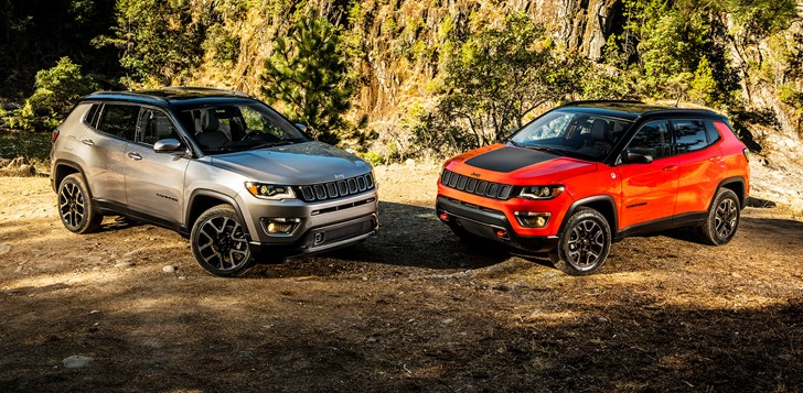 2017 Jeep Compass Debuts