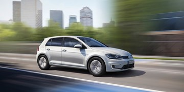 2017 Volkswagen e-Golf Unveiled