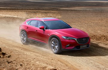 Mazda's CX-4 Coupe Crossover Not Headed To Europe