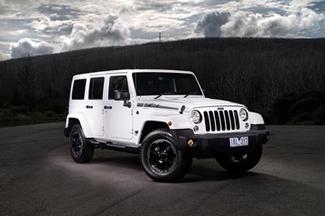 838 Jeep Wrangler's Recalled For Airbag Fix
