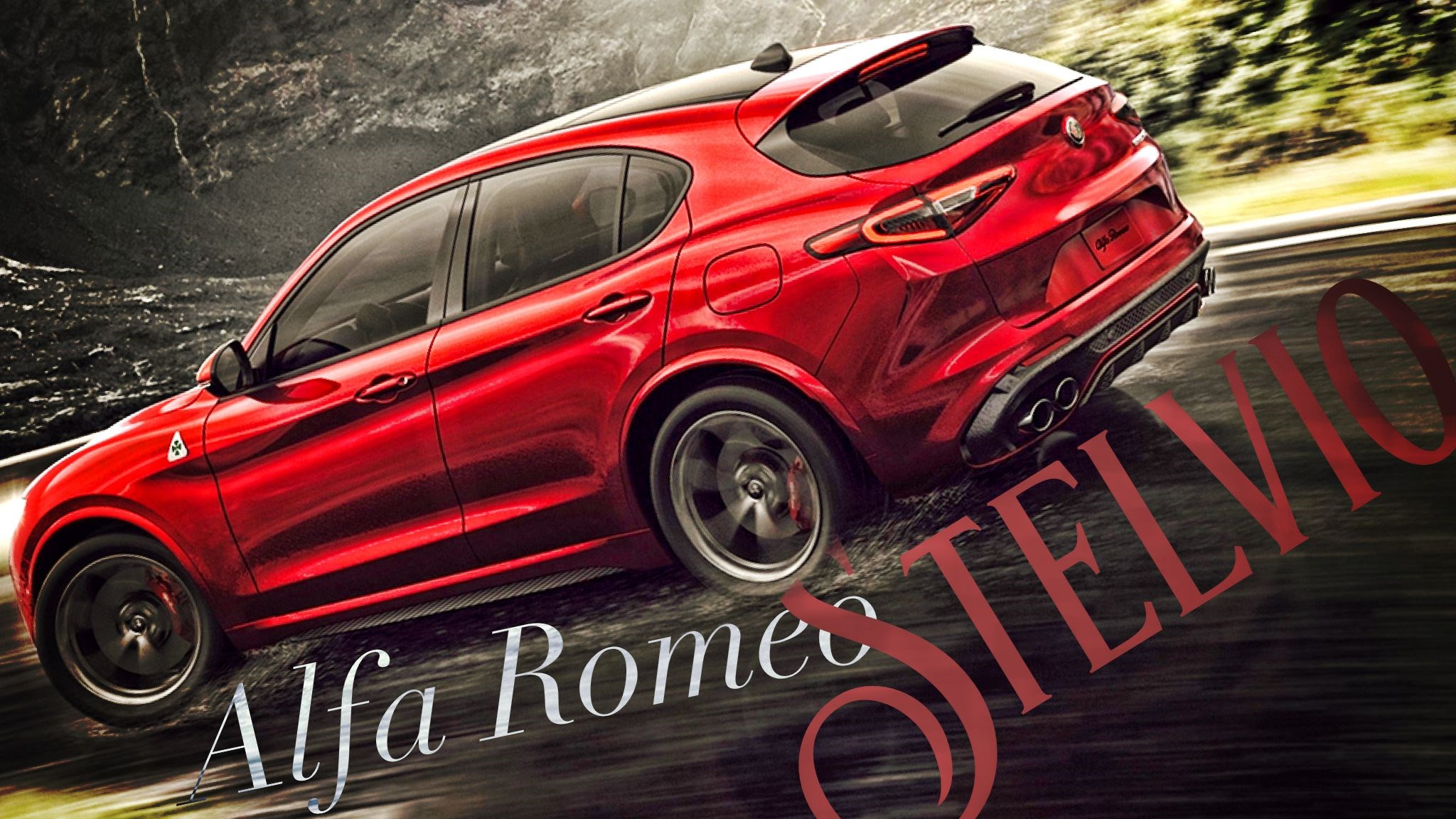 Alfa Romeo Unveils Stelvio In LA, Their SUV Saviour