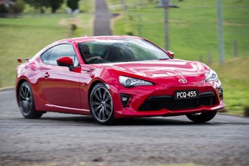 2017 Toyota 86 - Australia