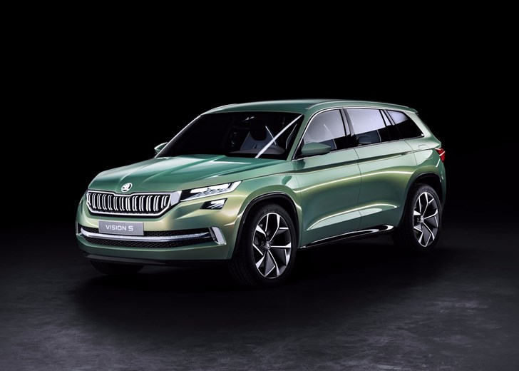 Skoda May Introduce Bi-Turbo Kodiaq RS