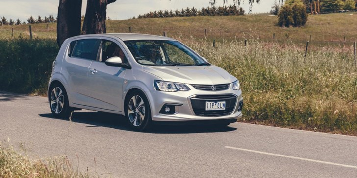 Holden Barina Updated For 2017