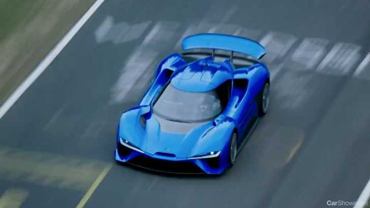 news here s the 1 014kw nio ep9 supercar scorching the nurburgring. Black Bedroom Furniture Sets. Home Design Ideas