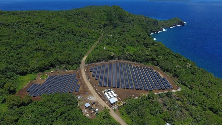 Tesla & SolarCity Electrify A Whole Island