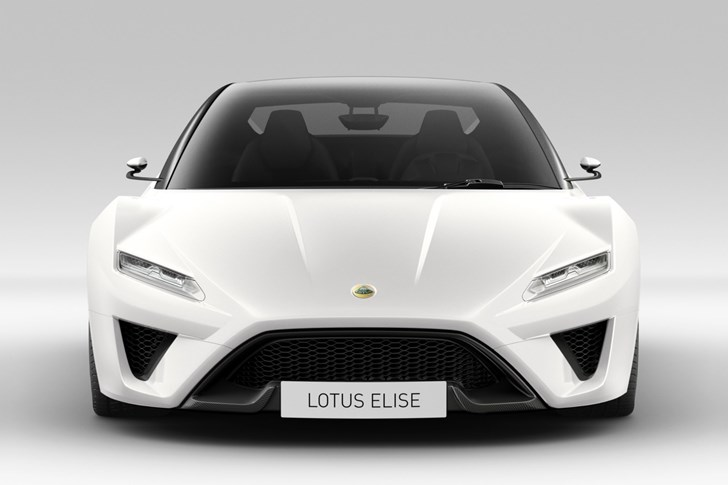 Lotus Confirms New Elise, 2020 Debut