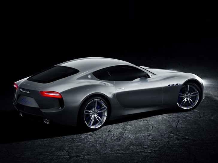 2020 Alfieri Coupe To Pioneer Fully Electric Maseratis