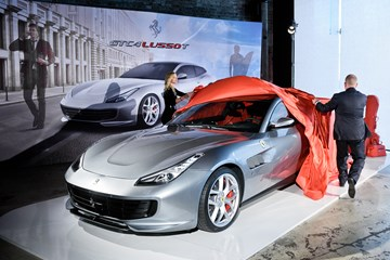 2016 Ferrari GTC4Lusso T