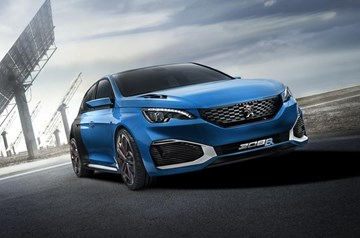 Peugeot '308 R' Has Aim Trained On Focus RS, Golf R