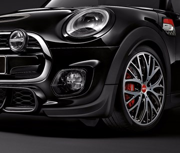 MINI Reveals JCW Tuning Upgrades & Accessories