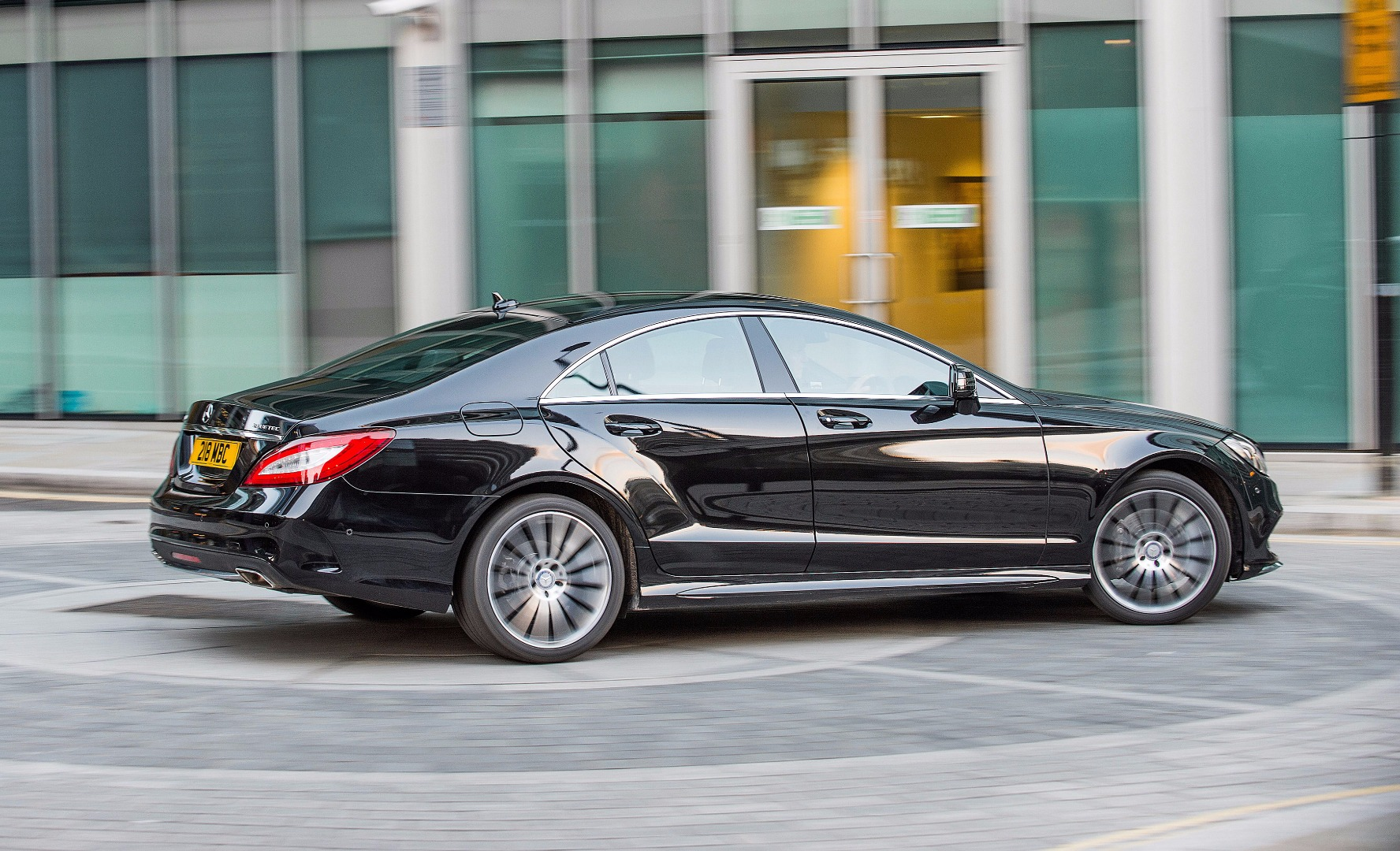 News Mercedes CLS May Morph Into CLE To Battle Panamera
