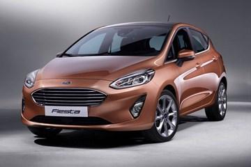 2017 Ford Fiesta Makes Global Debut