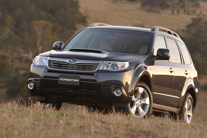 34,563 Subarus Recalled For Takata Airbag Fix