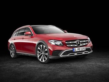 Mercedes-Benz E-Class Estate Out, All-Terrain In