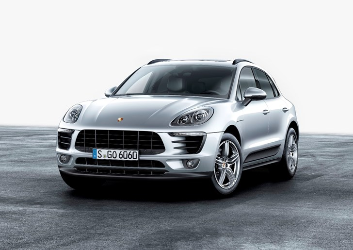 Porsche Australia Outs 4-Cylinder Base Macan