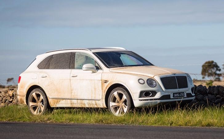 Bentley's Bentayga Range To Mushroom, Coupe A Possibility