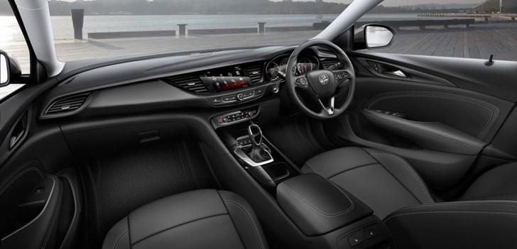 Holden Unwraps All-New 2018 Commodore