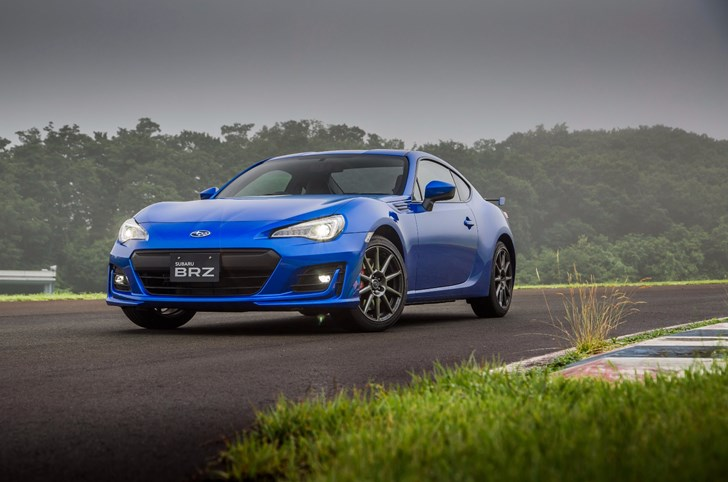 Next Toyota 86 Due In 2019, Convertible Also Possible