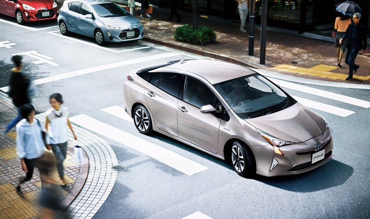 Toyota's TNGA Powertrain Assault Is All About The Drive