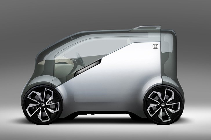 Honda's NeuV Concept Is Emotional