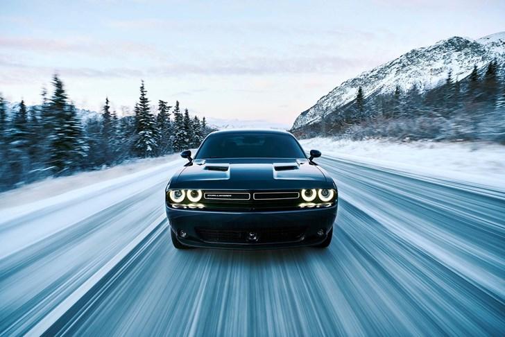 2017 Dodge Challenger Gets All-Wheel Drive, No V8