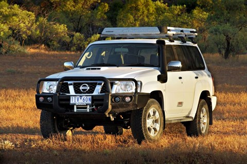 Nissan Patrol Y61 Legend Edition
