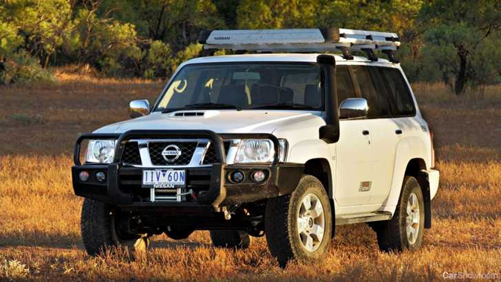 news legend edition a swan song to nissan s y61 patrol