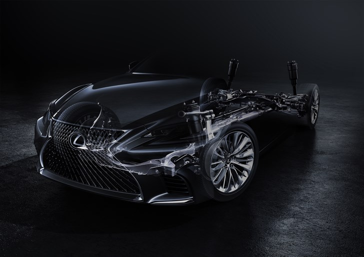 Lexus Confirms Detroit '17 Debut For LS Saloon