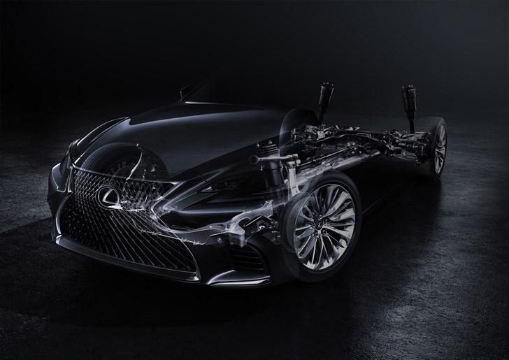 Lexus Confirms Detroit '17 Debut For LS Saloon