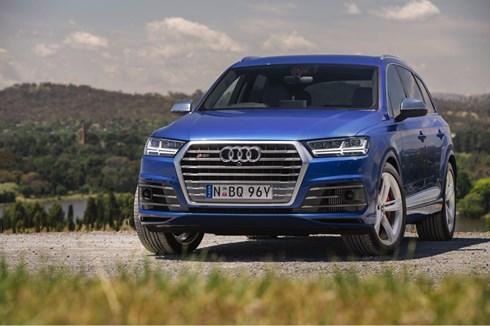 2017 Audi SQ7 - Australia