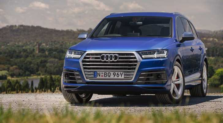Audi Q Latest Prices Best Deals Specifications News And Reviews - Audi q7 2018 msrp