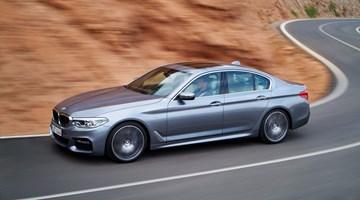 2017 BMW 5 Series - G30 - Australia
