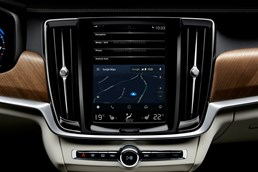 Volvo Makes Android Auto Available For Series 90 Cars