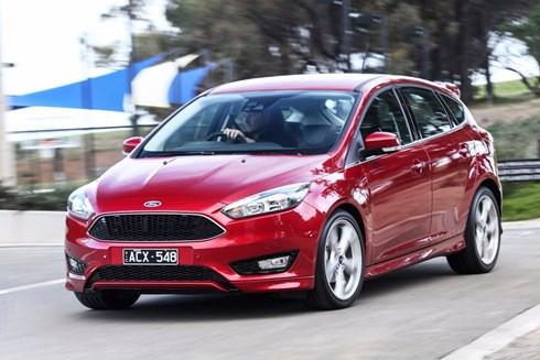 2016 Ford Focus Titanium - Australia